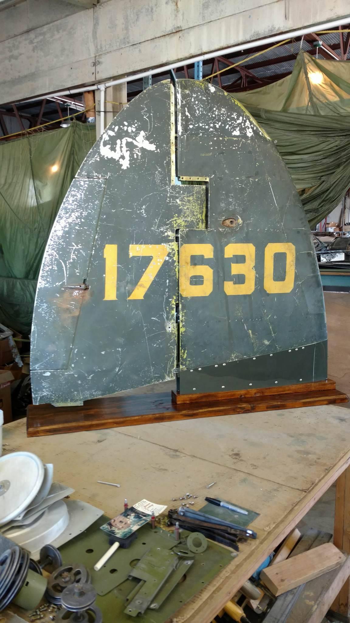P38 Vertical